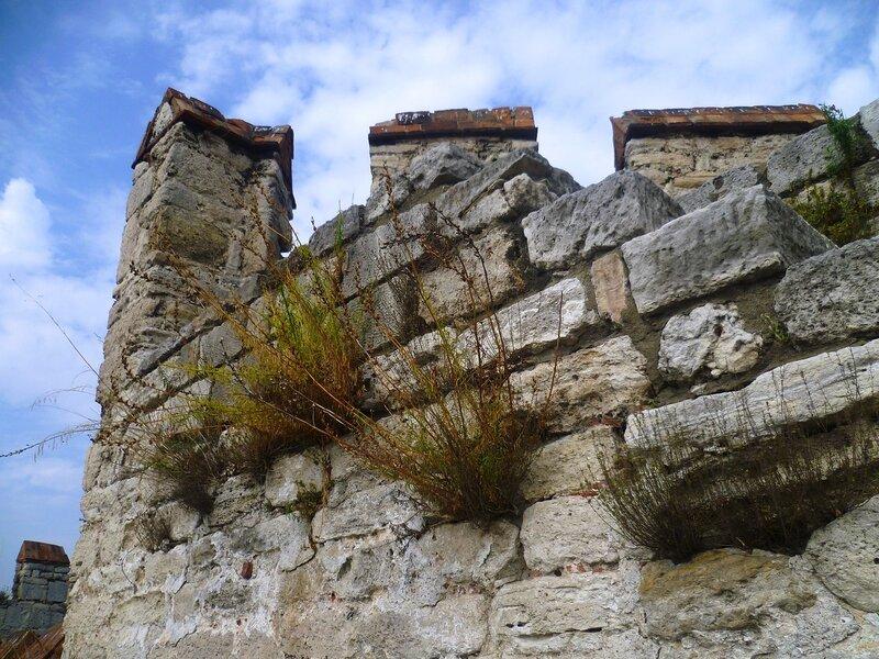 Стамбул, крепость Едикуле (Istanbul, Fortress Yedikule).