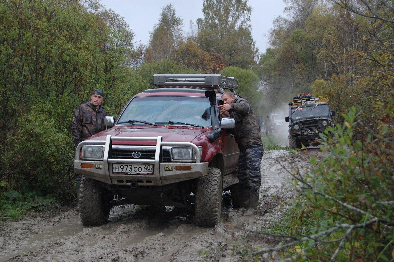 100 км. по Екатериненскому тракту