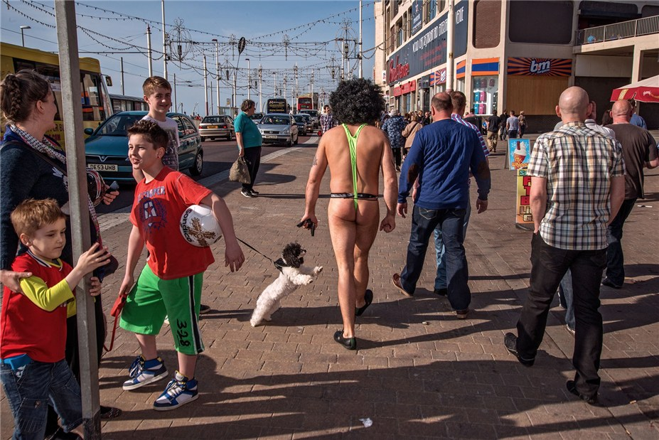 Девишники и мальчишники в Блэкпуле / Stags Hens & Bunnies by Dougie Wallace