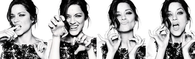 Марион Котийяр / Marion Cotillard by Alexei Hay in Elle France may 2012