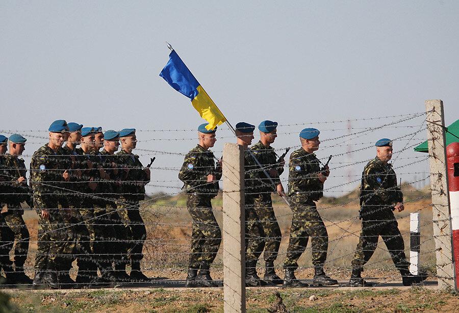 Украина окончательно отказалась от призыва в армию