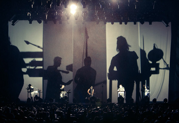 Nine Inch Nails – FUJI ROCK FESTIVAL '13