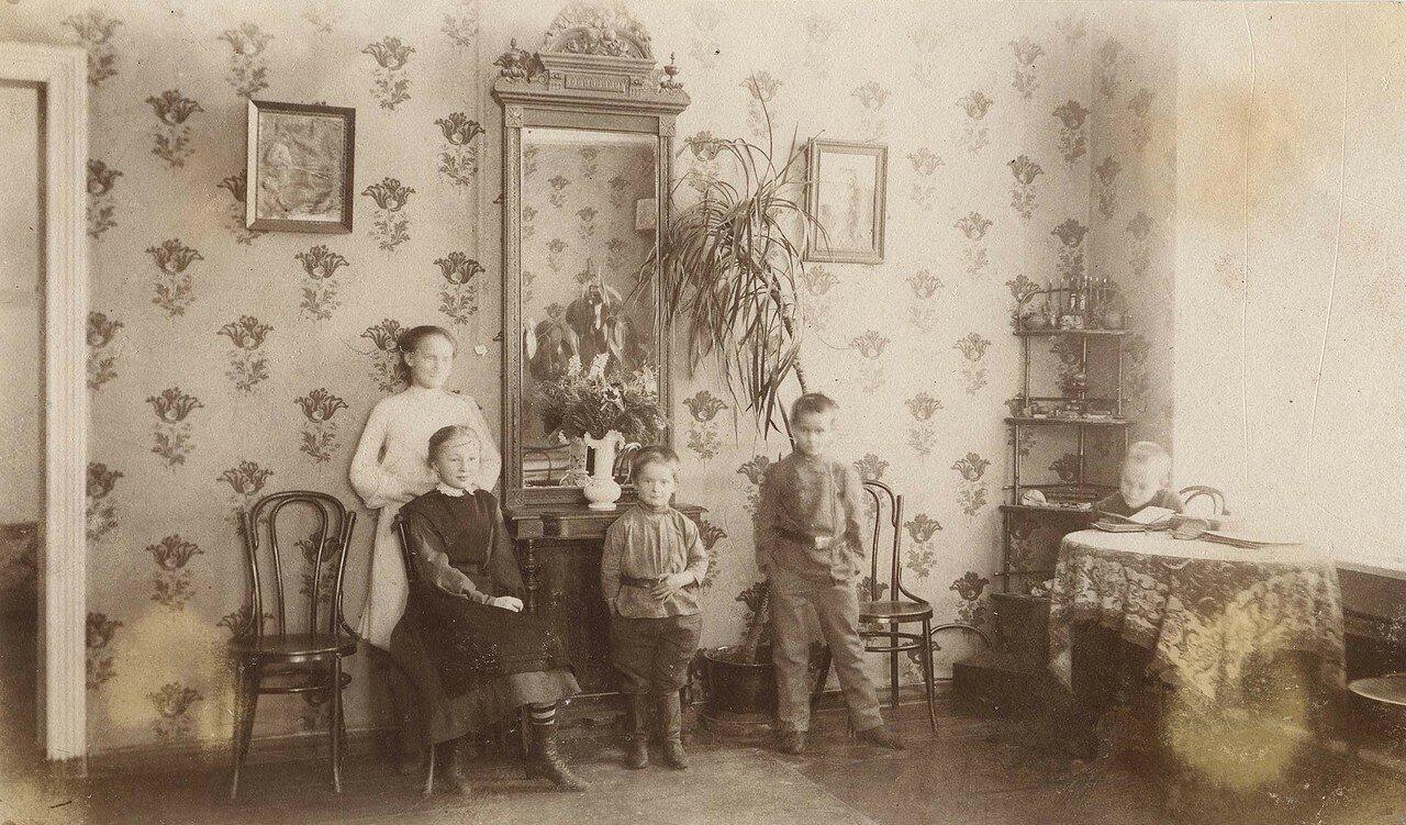 Красноярск, 1916