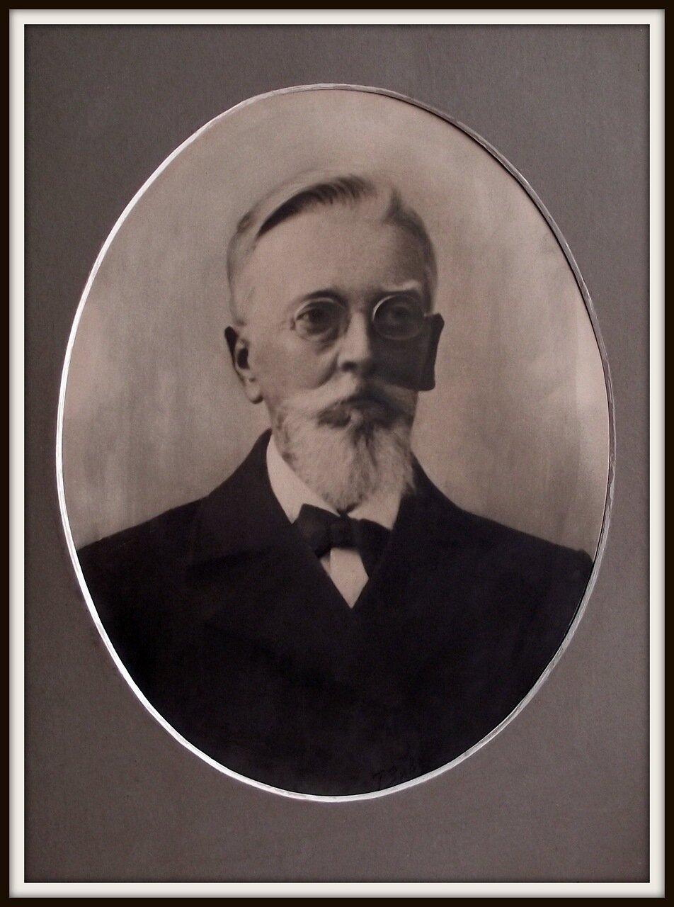 1886. Польский дворянин Сигизмунд (в православии Константин Матвеевич) Константинович(1851 - 1906 )