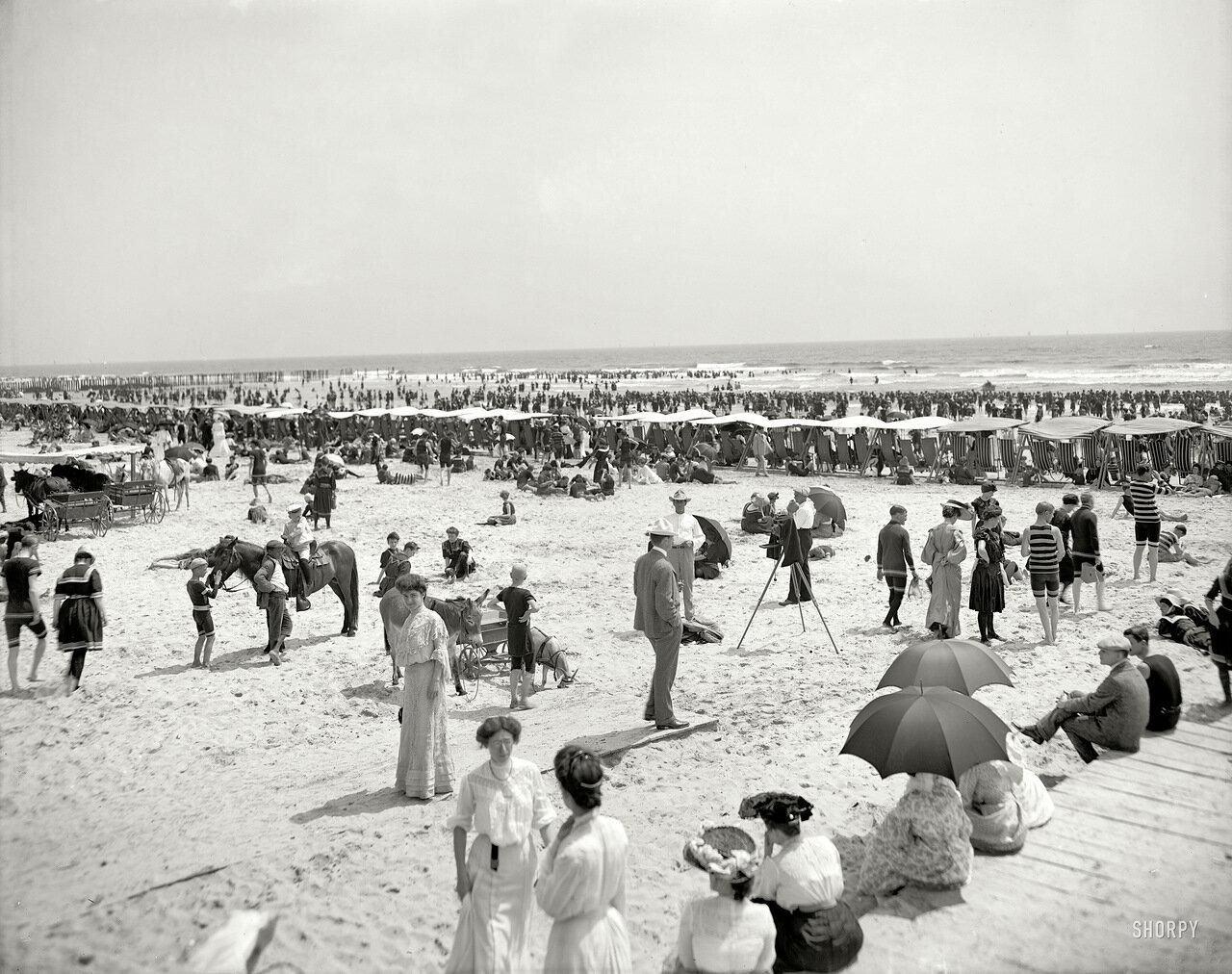 1910. Время отдыха