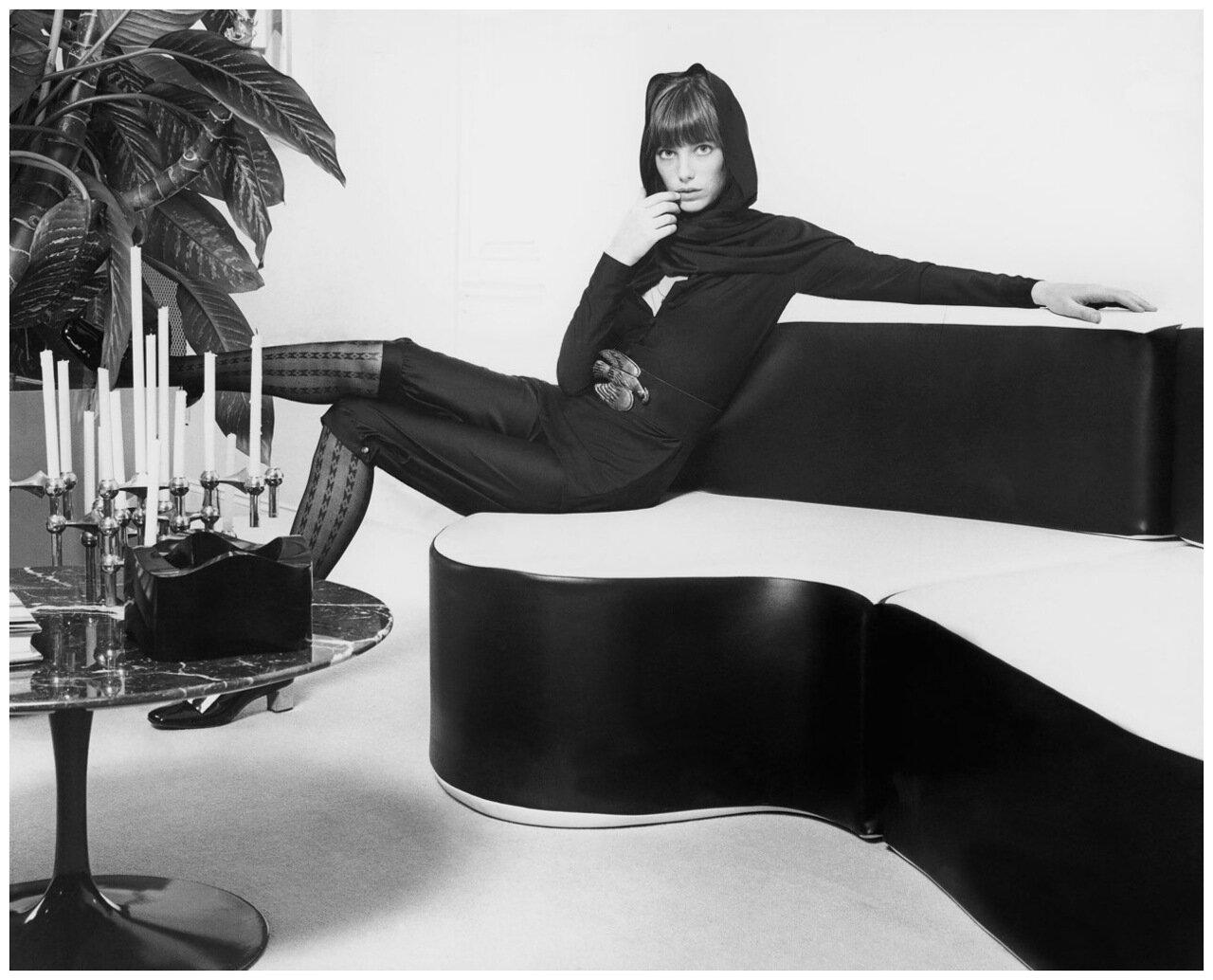 1971. Джейн Биркин