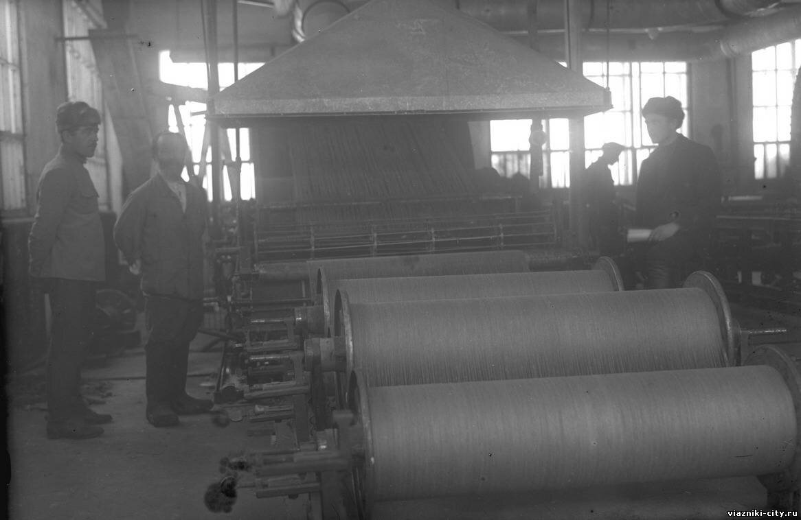 Функционалка фабрики Свободный пролетарий 1931