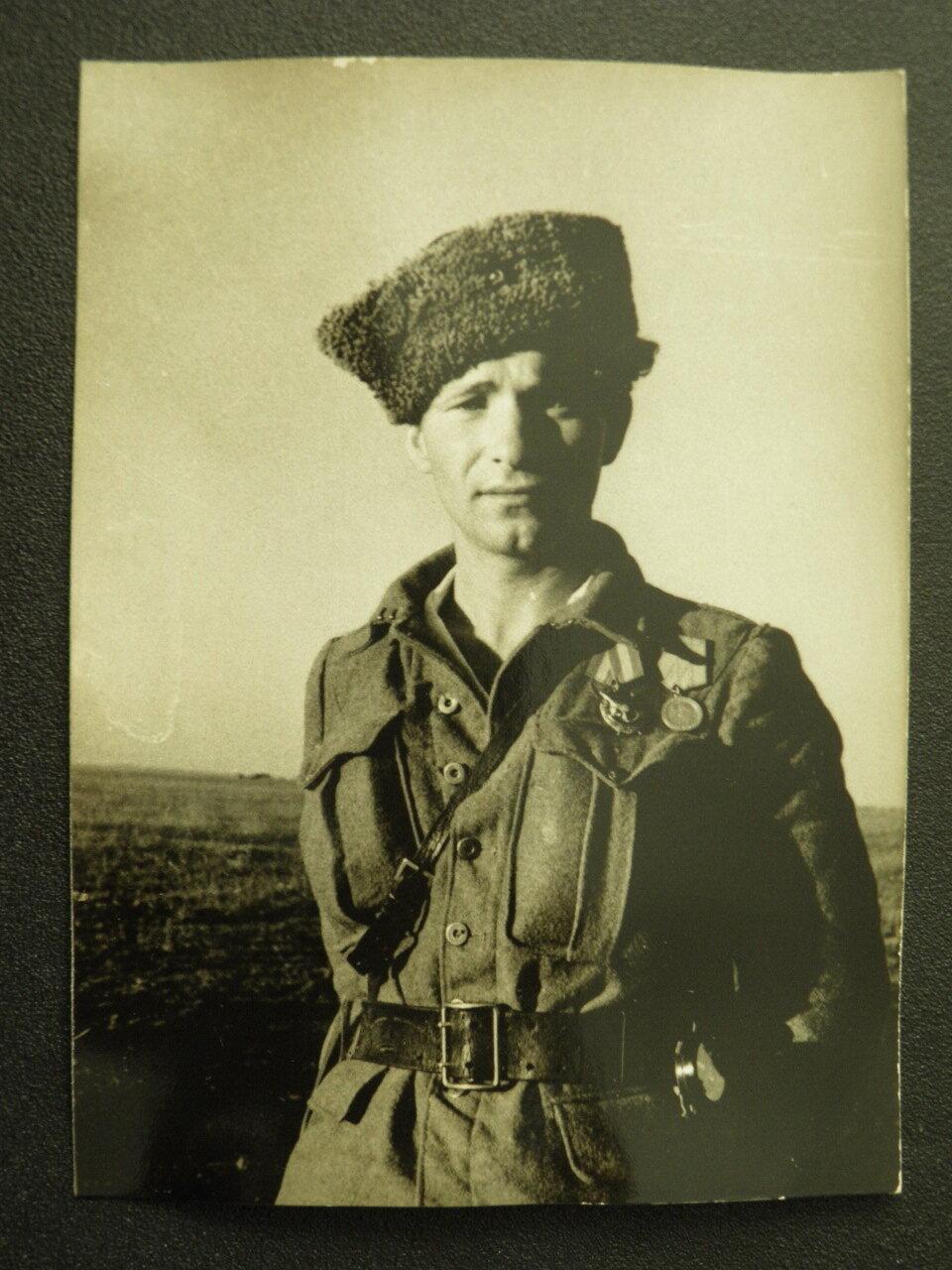 Лавров В. И. Командир Закарпатского партизанского отряда
