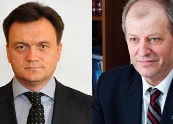 Речана и Усатого ждут в парламенте с отчетами