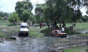 В Оргееве прошёл пятый спортивный чемпионат Jeep Trial Cross