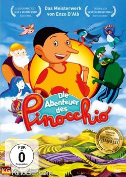 Die Abenteuer des Pinocchio (2012)