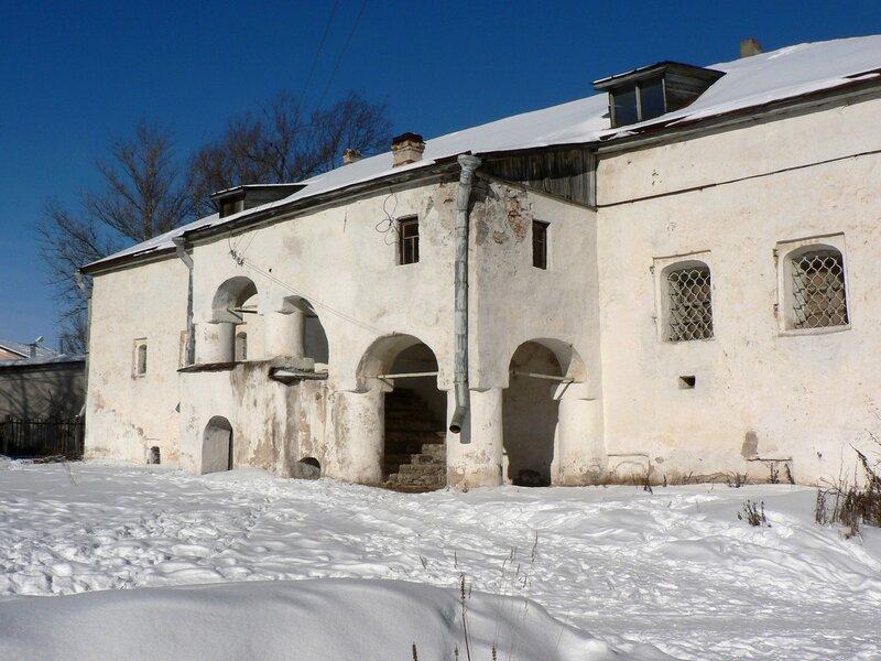 Солодежня в Пскове (февраль 2006)