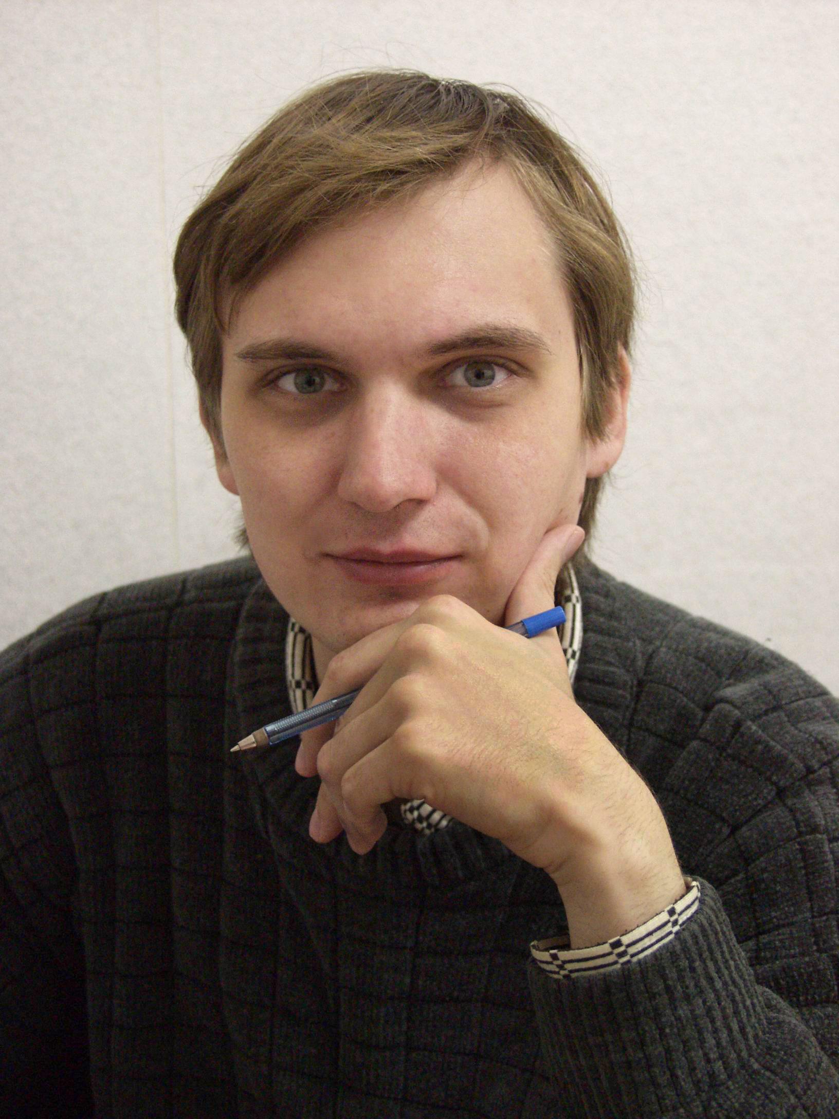 ЧЕРНИКОВ Виталий Викторович