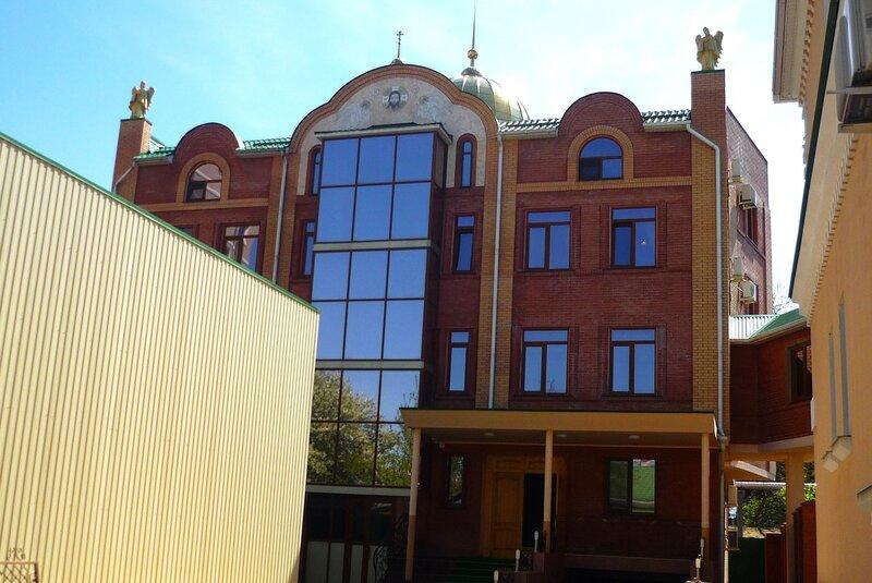 P1250049.JPG Здание епархиального управления (новое), где находится часовня Успения Пресвятой Богородицы