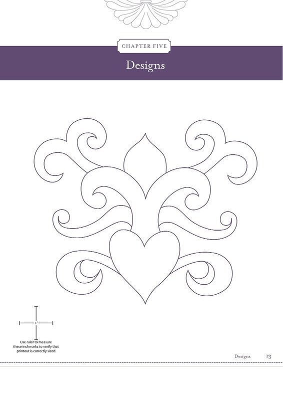 Designs for Quilting, Applique, Sashiko & Embroidery
