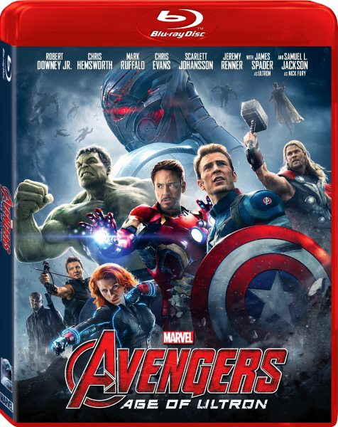 Мстители: Эра Альтрона / Avengers: Age of Ultron (2015) BDRip/1080p/720p + HDRip + WEB-DL/720p + WEB-DLRip