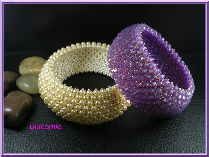 браслеты из бисера мастер класс