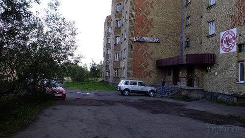 Фото города Инта №5627  Северная сторона Куратова 39 15.08.2013_11:42