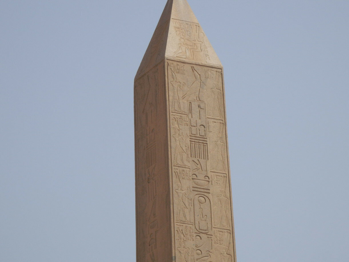 Луксор. Город живых. Египет