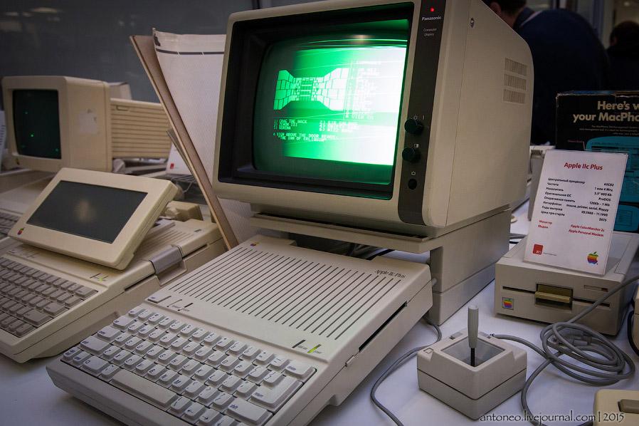 8. Параллельно в компании команда Стива Джобса занималась разработкой принципиально нового компьютер