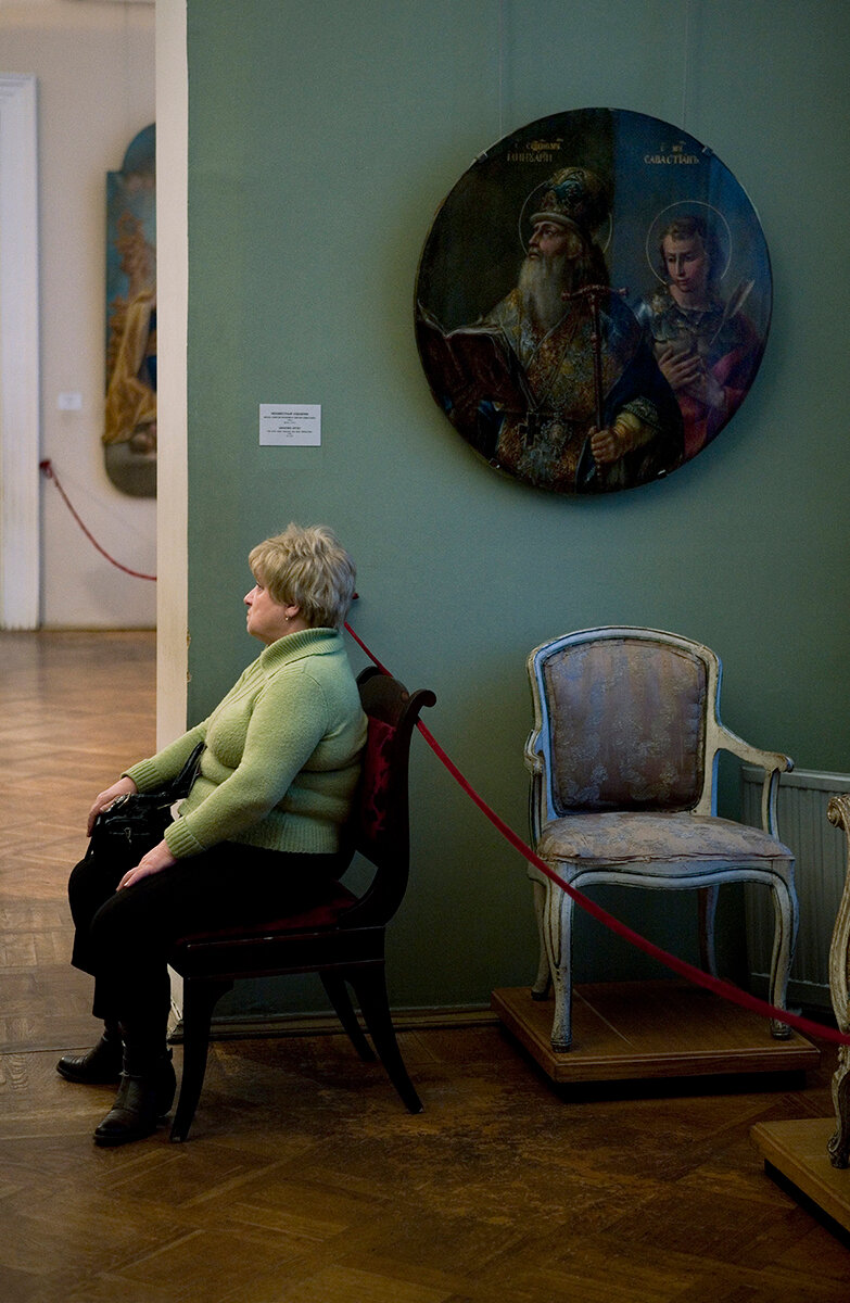 Icon of Saint January and Saint Sebastian, Hermitage Museum  200