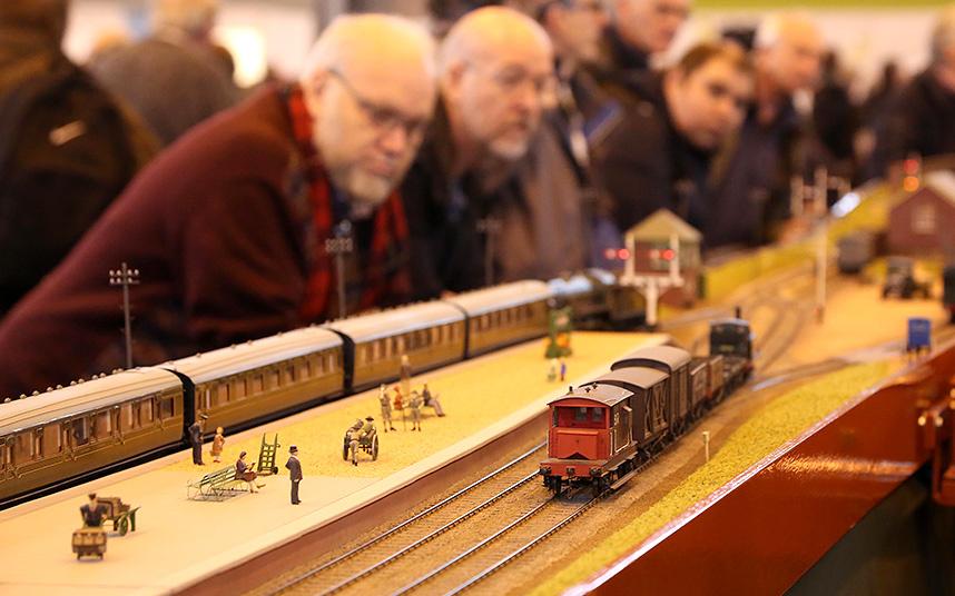 Уорли Национальная модель железной дороги