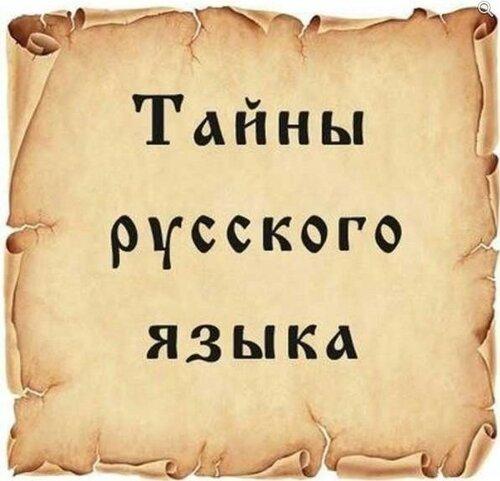 Русский язык. Вынос мозга для иностранцев