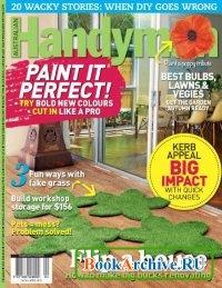 Журнал Handyman №4 (April 2015) Australia