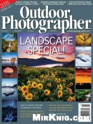 Журнал Outdoor Photographer May 2015