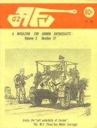 AFV-G2: A Magazine For Armor Enthusiasts Vol.3 No.11