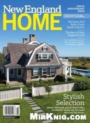 Журнал New England Home - September/October 2015