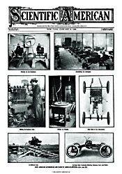 Журнал Scientific American №89, 1903