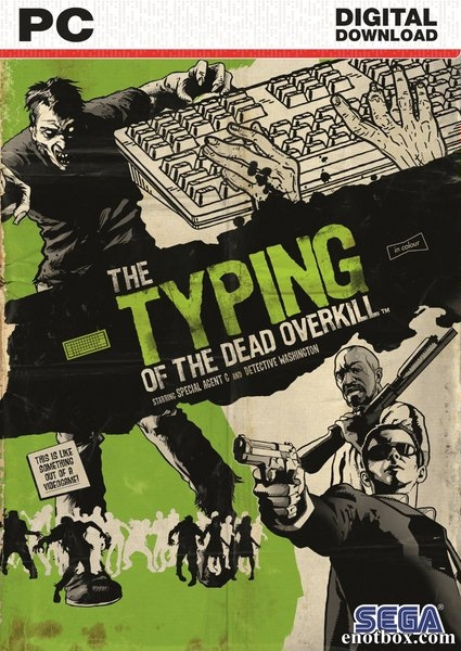 The Typing of The Dead: Overkill (2013/ENG)