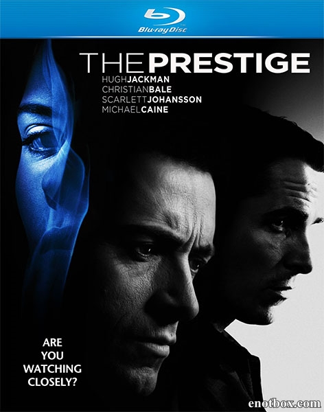 Престиж / The Prestige (2006/BDRip/HDRip)