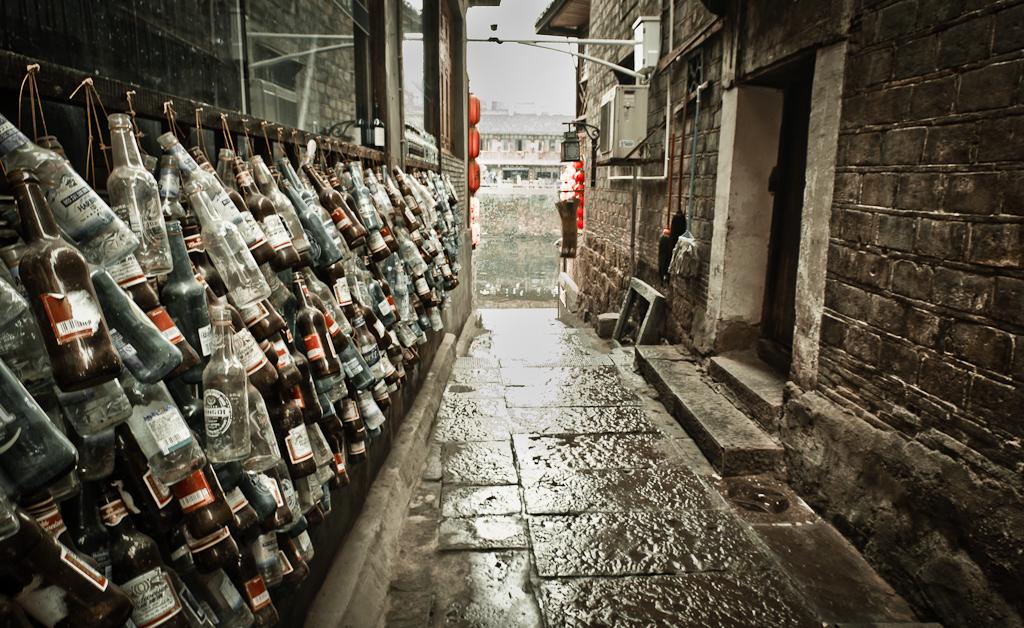 23. В гостях у сборщика стеклотары в Фенхуане. Отчеты о самостоятельном путешествии по Китаю.