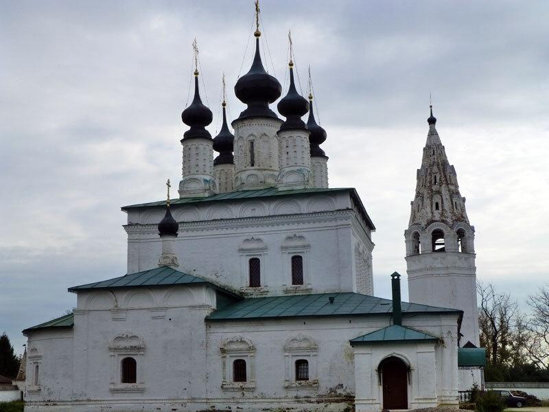 Монастыри Золотого Кольца 3 - Александровский монастырь (Суздаль)