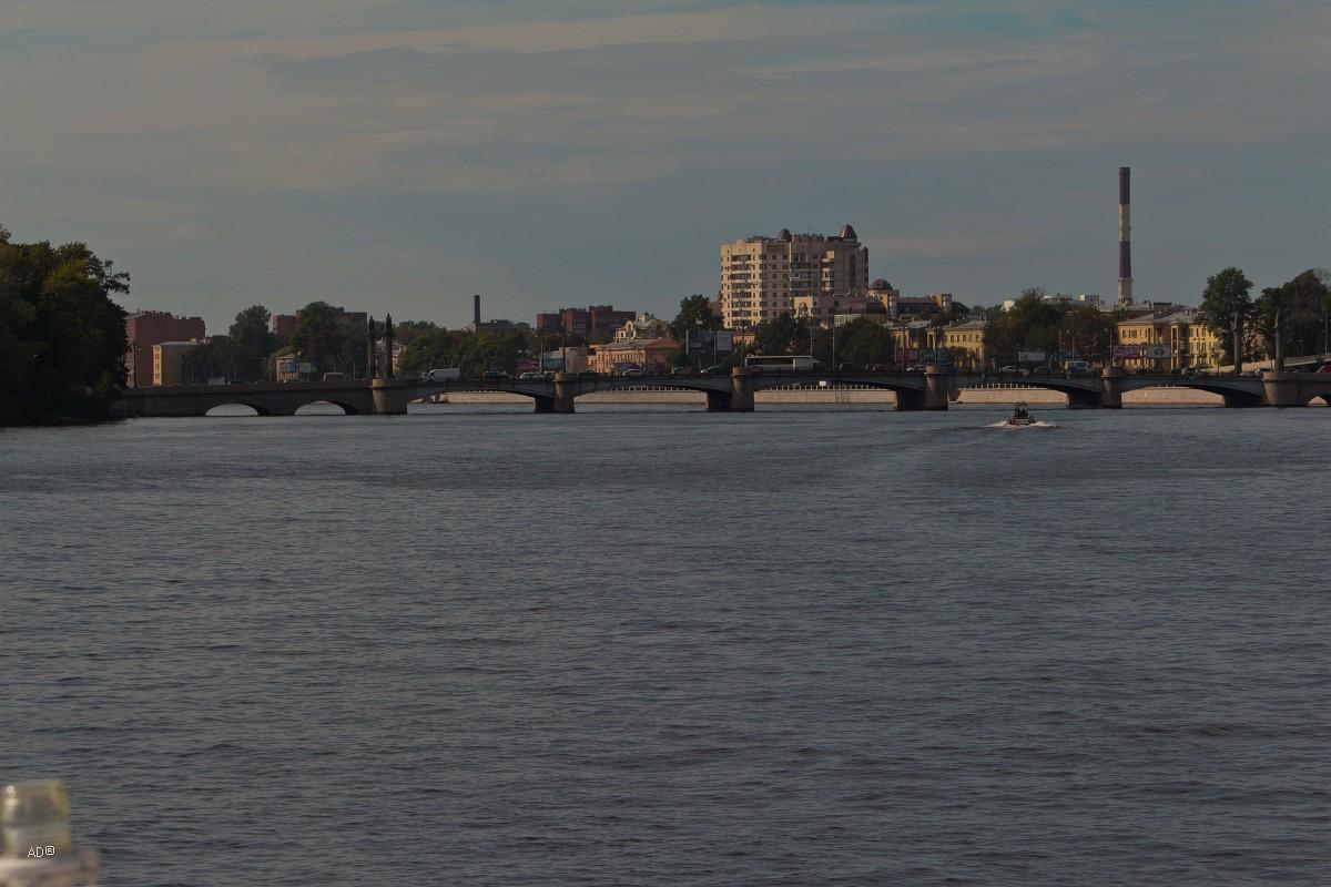 Забытые острова - Большая Невка