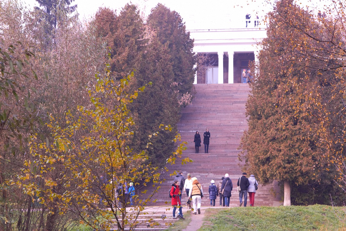 Архангельское-2015 - Нижний парк