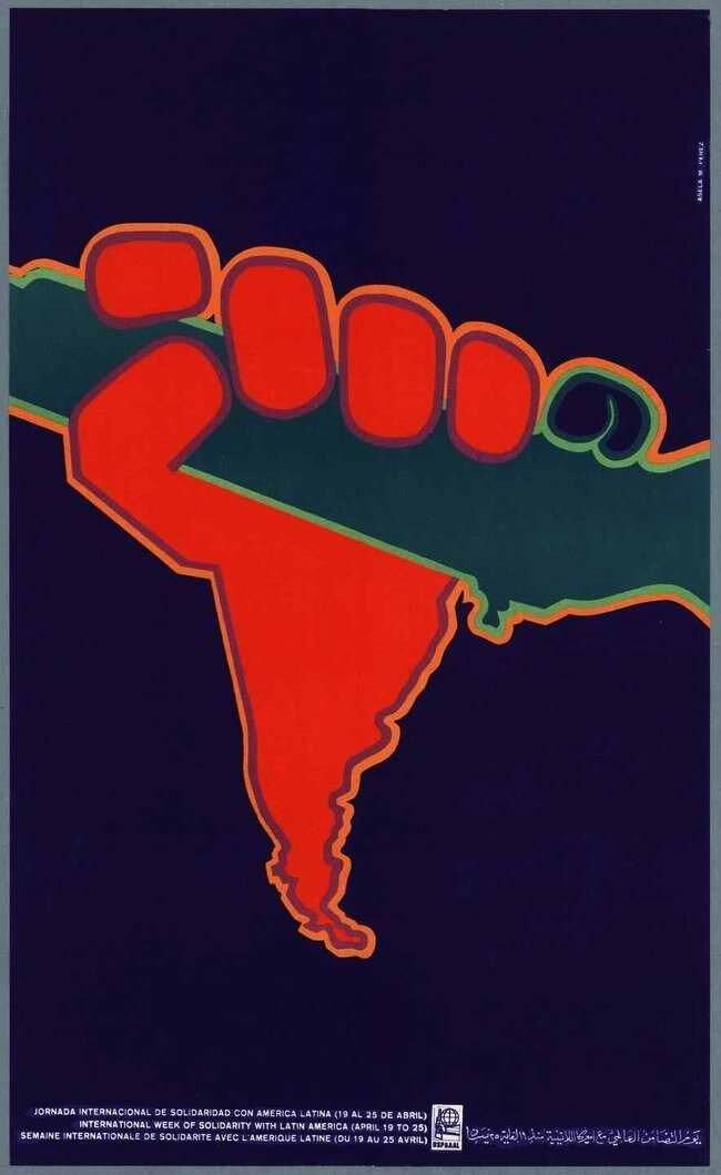 Международная неделя солидарности с народами Латинской Америки