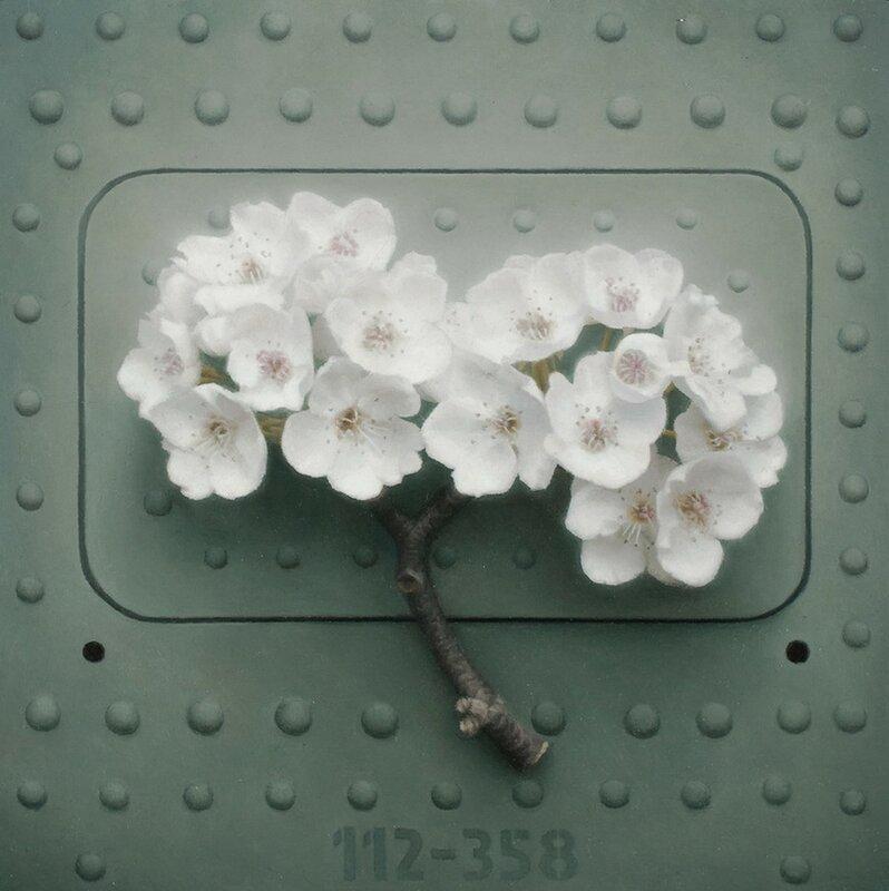 Патрик Крамер: Гиперреалистичные цветы маслом