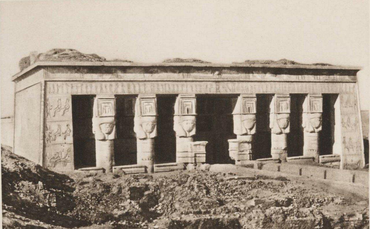 1905. Фасад храма