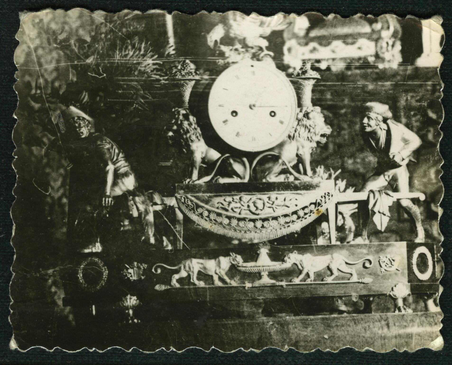 Часы из Бурылинского музея