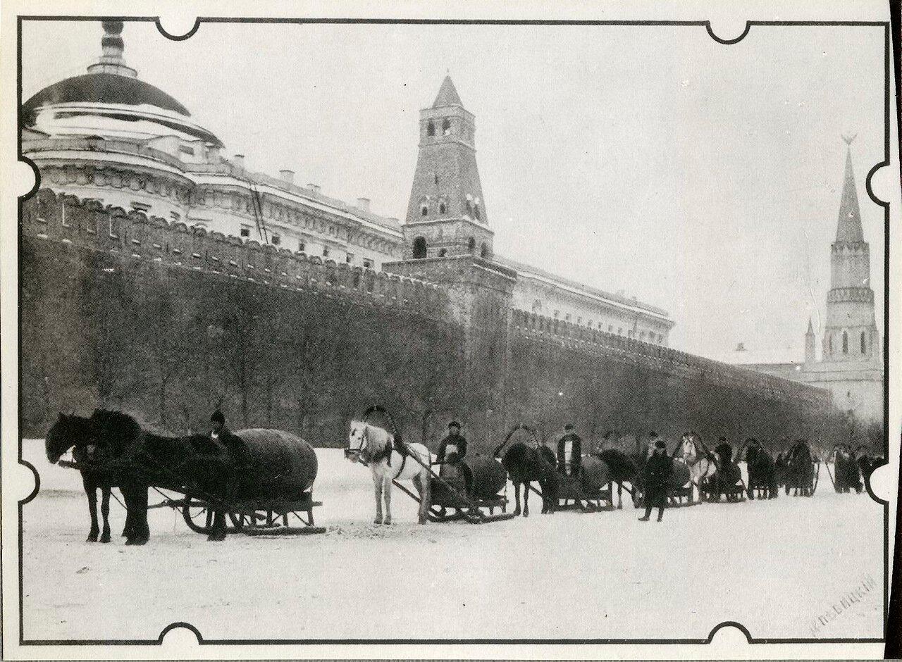 Перевозка керосина в Москве