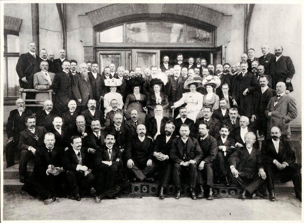 Сотрудники предприятия Нобеля