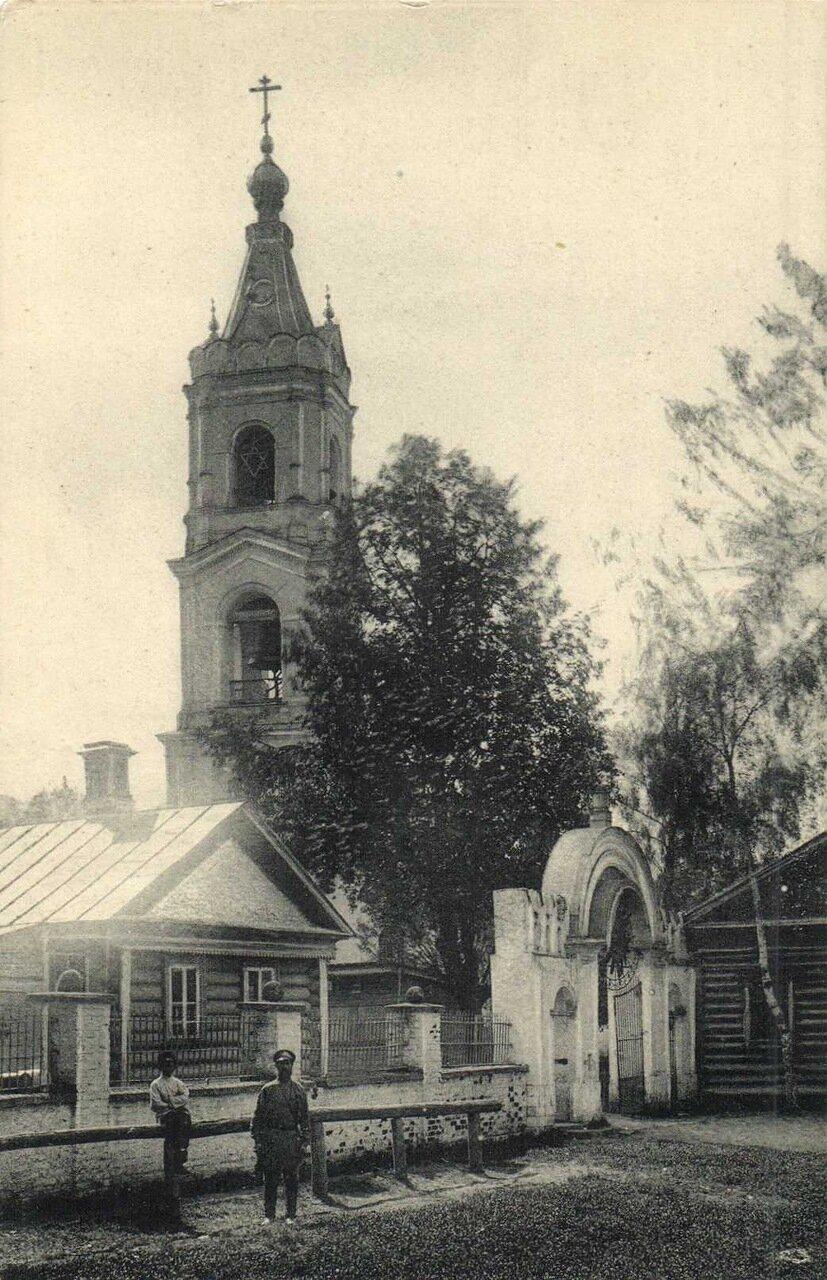 Окрестности Москвы. Косино. Церковь