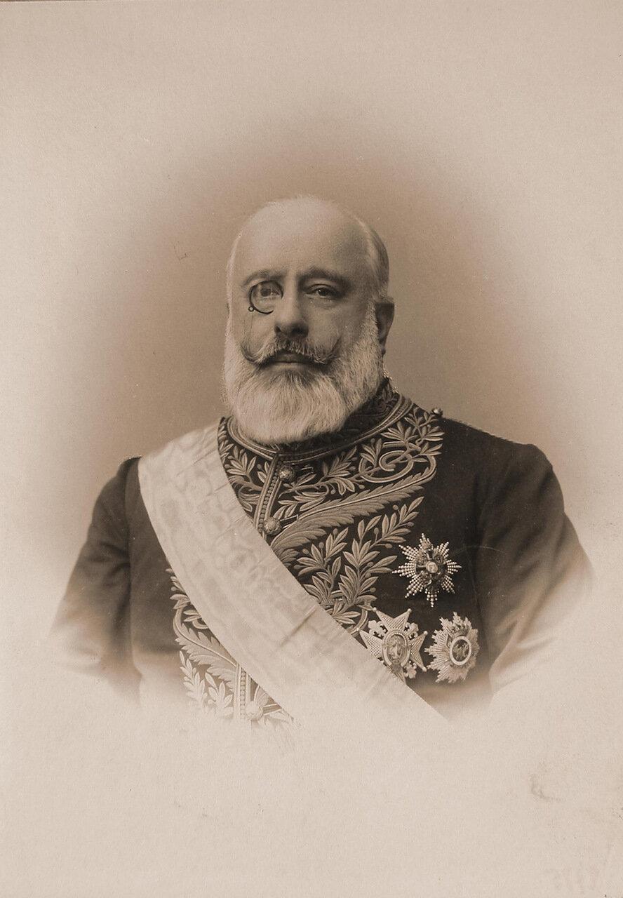 14. Вилло-де-Гомзайгло (имя и отчество не установлены) - член Государственного Совета Российской империи