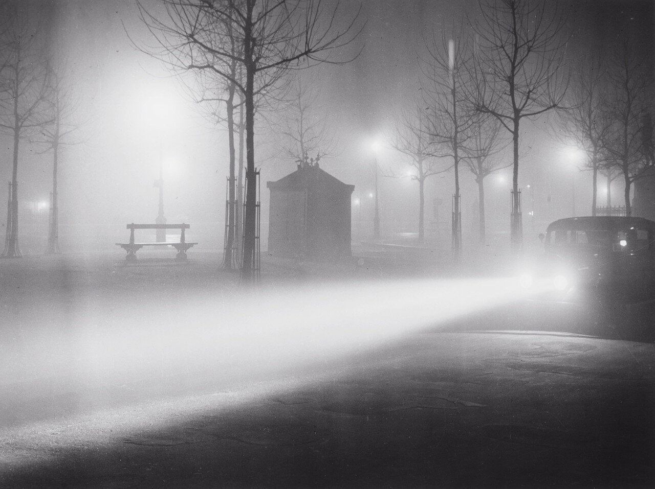 1934. Авеню Обсерватории