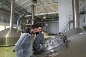 Главную пивоварню «Оболонь» посетили 120 тысяч людей