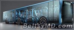 «Умный» автобус выйдет вскоре на улицы городов