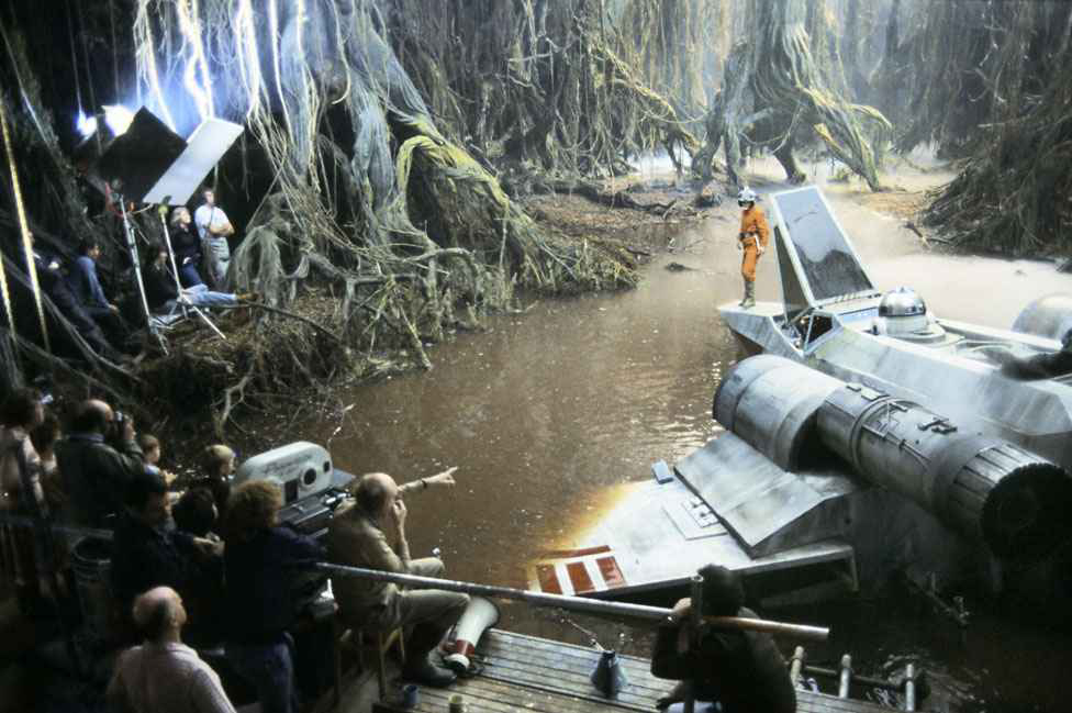 За кулисами Звездных Войн